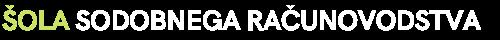 Šola sodobnega računovodstva - prijava, sodobno računovodstvo